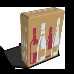3er PTZ pro Verpackung 0,2 - 0,75l