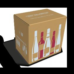 12er PTZ pro Verpackung 0,2 - 0,75l