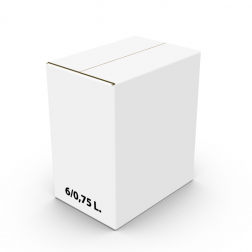 Faltkarton stehend 6 x 0,75l Burgunder Classic