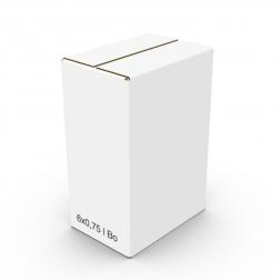 Faltkarton stehend 6 x 0,75l Bordeaux 330 hoch