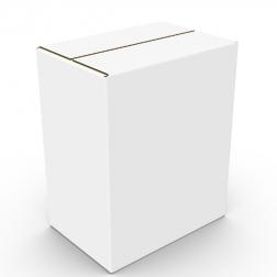 Faltkarton stehend 6 x 0,75l Bordeaux 280 hoch