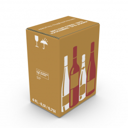 6er PTZ pro Verpackung 0,2 - 0,75l