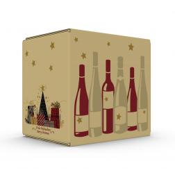12er PTZ pro Verpackung 0,2 - 1,0l - Weihnachtsedition